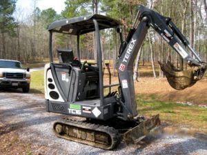 Mulching in Chelsea Alabama